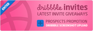 Dribbble Invite