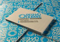 Most Attractive and Creative Business Cards Design