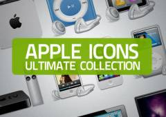 Apple Icons Ultimate Collection