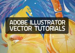 30+ Adobe Illustrator Vector Tutorials