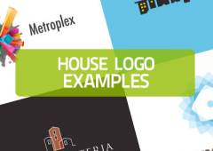 House Logo Samples for Real Estate Business