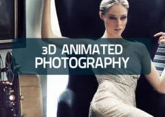 10+ Creative Examples of 3D Photo Animation