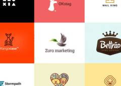 20 Logo Design Inspiration Most Beautiful Examples in March