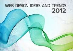 Web Design Ideas and Trends 2012