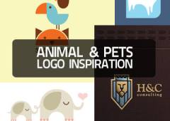 20+ Amazing Animal and Pets Logo Design Examples for Inspiration