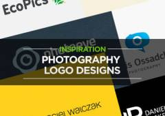 20 Photography Logo Design Examples for Inspiration