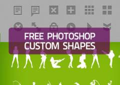 1000+ Free Photoshop Custom Shapes for Download