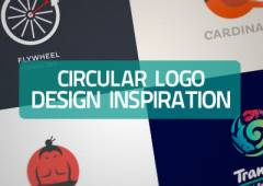 20+ Examples of Circular (Rounded) Logo Designs for Inspiration