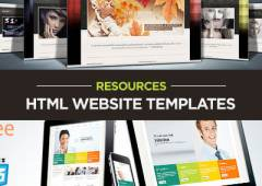 20+ Premium HTML Website Templates and Layouts