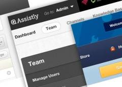 28 Admin Panel User Interfaces from Dribbble Artists