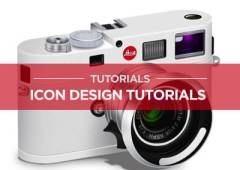 20 Icon Design Tutorials for Photoshop