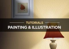 20 Painting and Illustration Tutorials for Adobe Photoshop