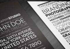 35 Awesome Double-Sided Business Cards
