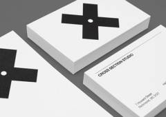 30 Marvelous White Business Cards