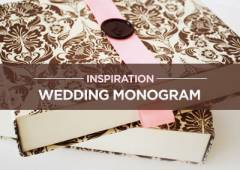 Wedding Monogram Design for Inspiration