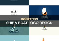 20+ Ship and Boat Logo Design Examples for Inspiration