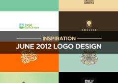 20 Logo Design Inspiration Most Beautiful Examples in June