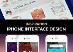 20+ Recommended iPhone App Interface Design