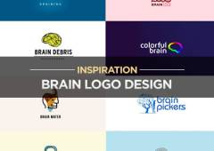 20+ Brain Logo Design Collection for Inspiration