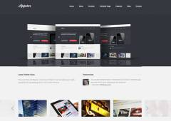 50 High Quality Responsive and Retina Display Ready WordPress Themes