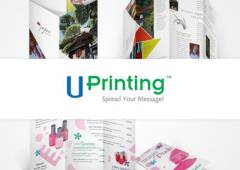 Quality Promotional Brochure Printing for Graphic Designers