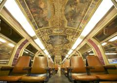 You! Be Inspired! — French Trains turned into a Palace