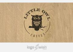 Little Owl Coffee by Draward