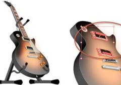 How to Create an Electric Guitar in Illustrator