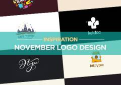 30 Logo Design Inspiration Best Beautiful Examples in November 2012