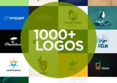 1000+ Logos in Logo Inspiration Gallery