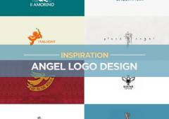 20 Angel Logo Design Examples for Inspiration