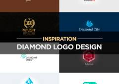 20+ Diamond Logo Design Examples for Inspiration