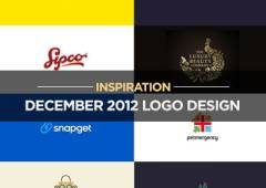 Logo Design Inspiration Most Beautiful Examples in December
