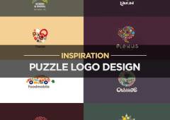 Best Puzzle and Mosaic Based Logo Design Inspiration