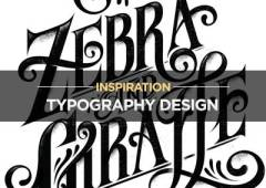 Typography Inspiration for Graphic Designers
