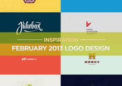 Logo Design Inspiration Most Beautiful Examples in February 2013