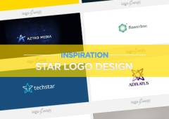 Creative Star Logo Design Examples for Inspiration
