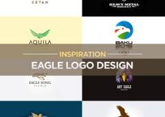 25+ Featured Eagle Logo Design for Inspiration