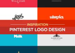 25+ Inspirational Logo Design Ideas from Pinterest