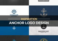 25+ Anchor Logo Design Examples for Inspiration