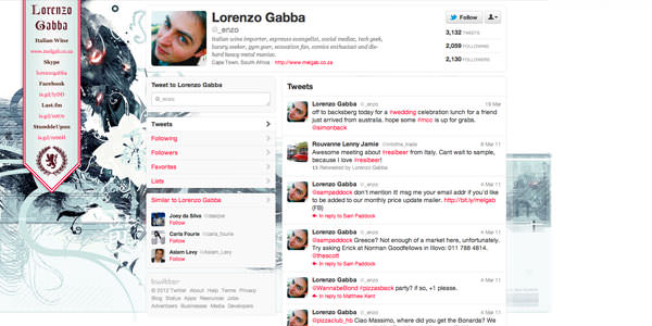 Twitter Background Layouts (12)