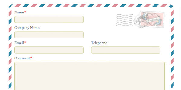 Contact Forms Examples (1)