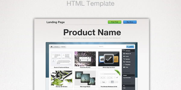 Free HTML Website Templates (13)