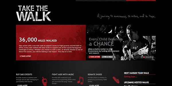 Red Colored Websites Design (15)