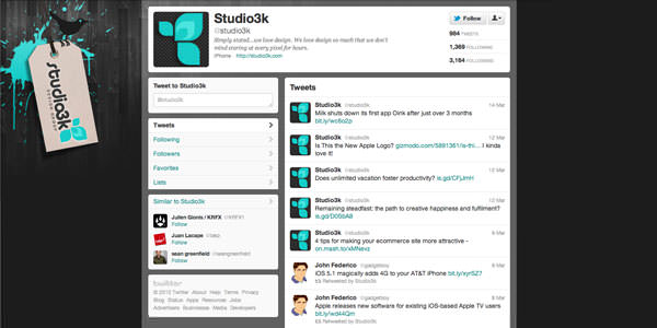 Twitter Background Layouts (21)