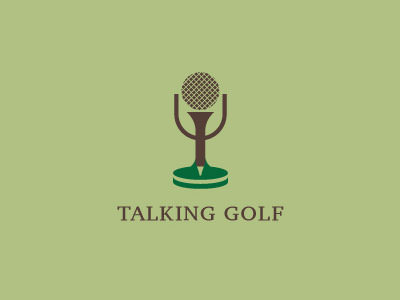 Talking golf