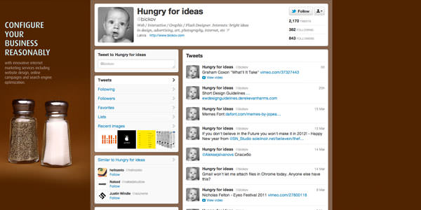 Twitter Background Layouts (26)