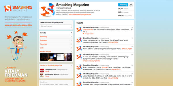 Twitter Background Layouts (27)