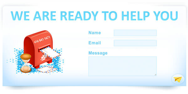 Contact Forms Examples (3)