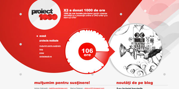 Red Colored Websites Design (5)